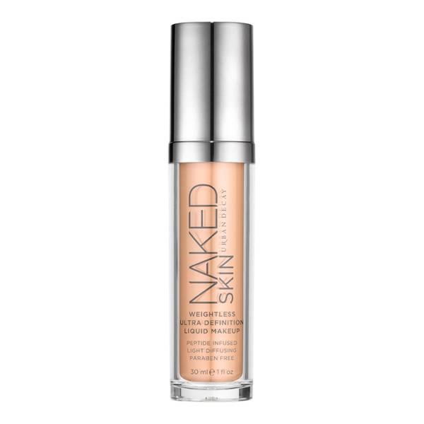 Urban Decay Naked Skin Liquid Makeup 30ml (Various Shades)