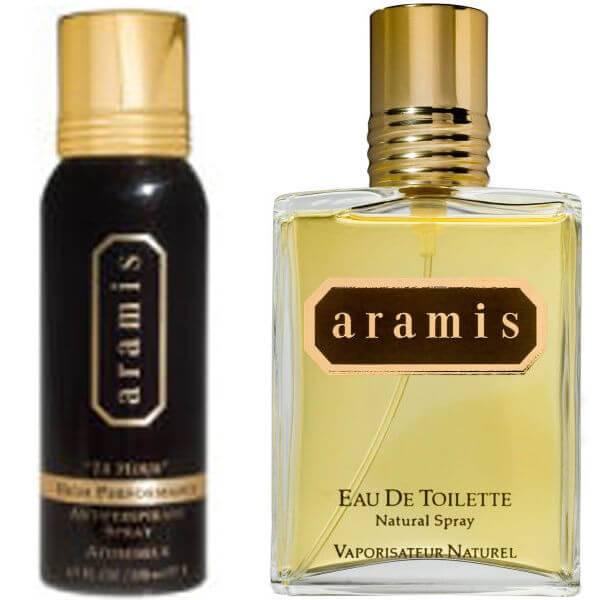 Classic Duo da Aramis (Conjunto de EDT em spray de 60 ml)