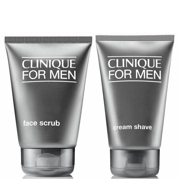 Duo para Barbear Closer Shave da Clinique For Men (Conjunto)