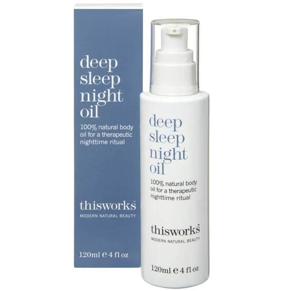 this works Deep Sleep Night Oil(디스웍스 딥 슬립 나이트 오일 120ml)