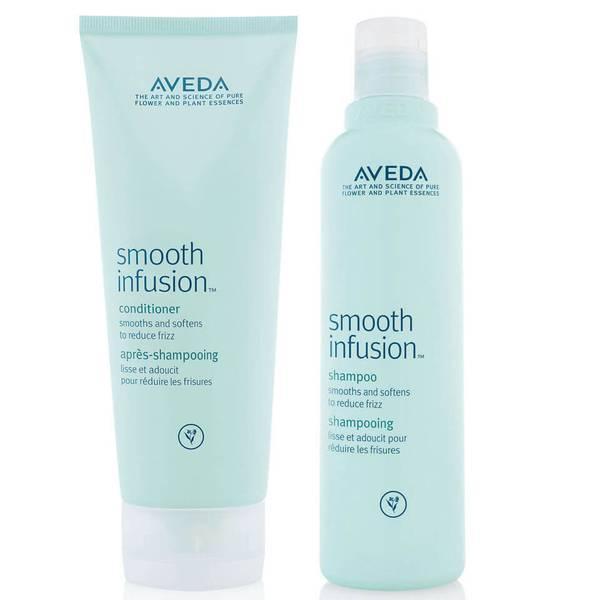 Aveda Smooth Infusion Duo- Shampoo & Conditioner