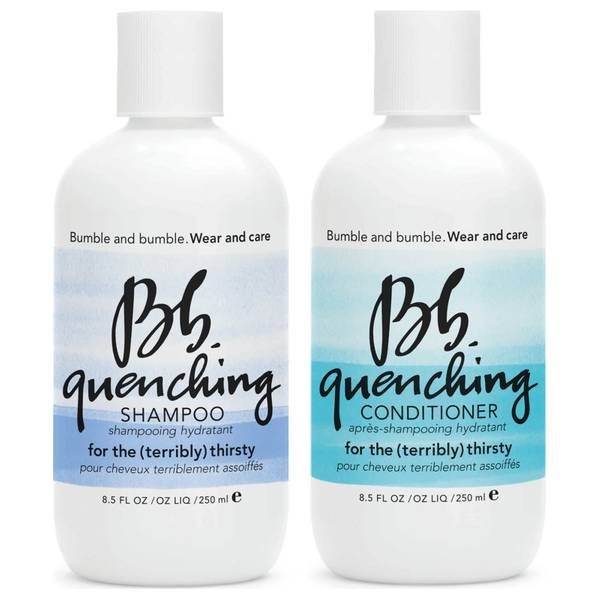 Bumble and bumble Wear and Care Quenching Duo (shampoo ja hoitoaine)