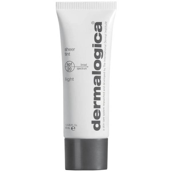 Dermalogica Sheer tint SPF 20 – Light krem do twarzy o jasnym odcieniu