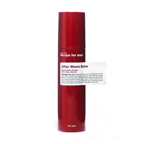 Recipe for men After Shave Balm 100ml