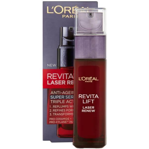 L'Oréal Paris Dermo Expertise Revitalift Laser Renew Anti-Aging Triple Action Super Serum (30ml)