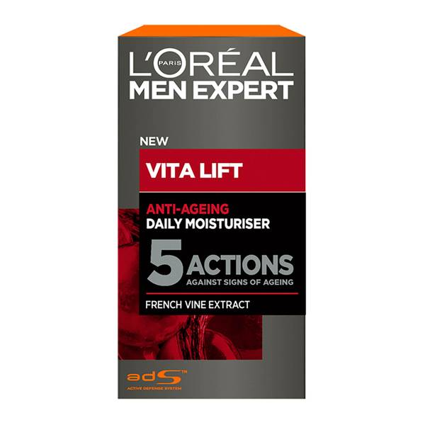 L'Oréal Paris Men Expert Vita Lift 5 Daily Moisturiser (50 ml)