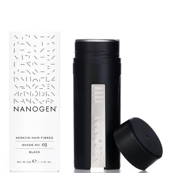 Nanogen Hair Thickening Fibres Black (30g)