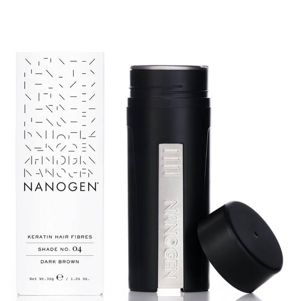 Nanogen Hair Thickening Fibres Dark Brown (30g)