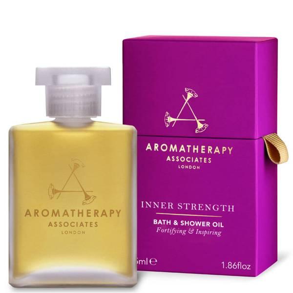 Aromatherapy Associates Inner Strength Bath & Shower Oil (55ml)