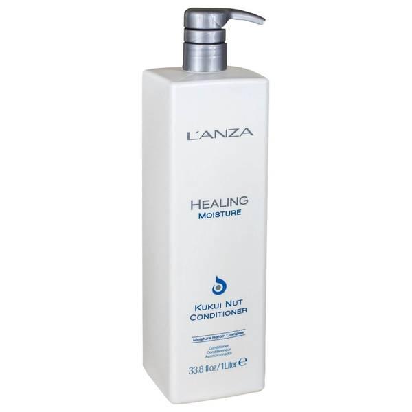 LAnza Healing Moisture夏威夷核果 Conditioner (1000ml) - (價值 99.00 英鎊)