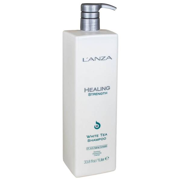 LAnza Healing Strength White茶Shampoo(1000ml) - (價值 86.00 英鎊)