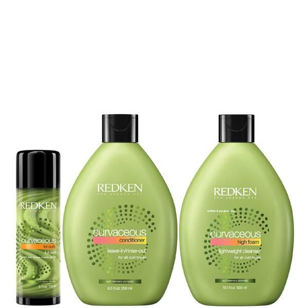 Redken Curvaceous Cream Trio