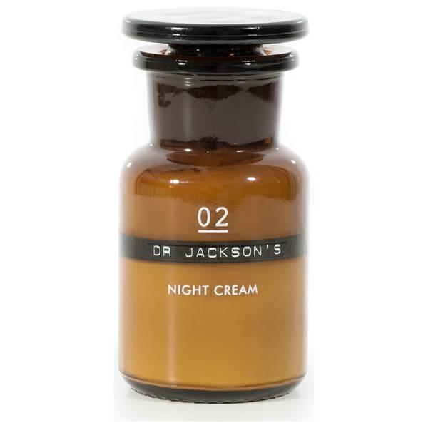 Crema facial Dr. Jackson's Natural Products 02 30 ml