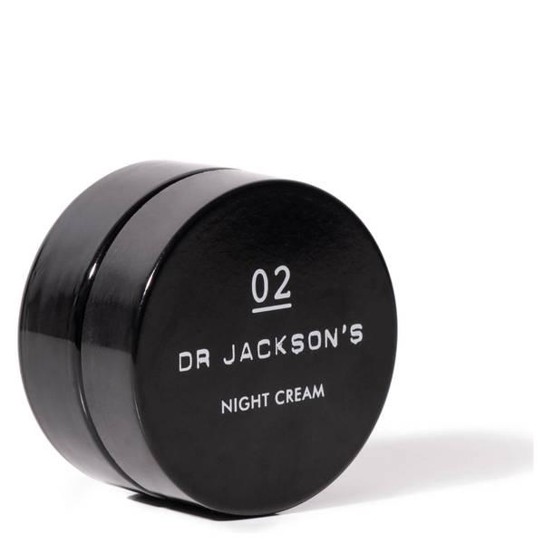 Crema facial Dr. Jackson's Natural Products 02 30 ml.