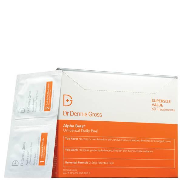 Диски для пилинга Dr Dennis Gross Skincare Alpha Beta Universal Daily Peel (упаковка из 60 шт.)