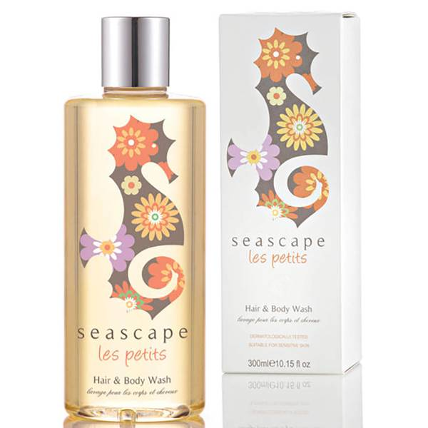 Seascape Island Apothecary Les Petits Hair and Body Wash (300 ml)