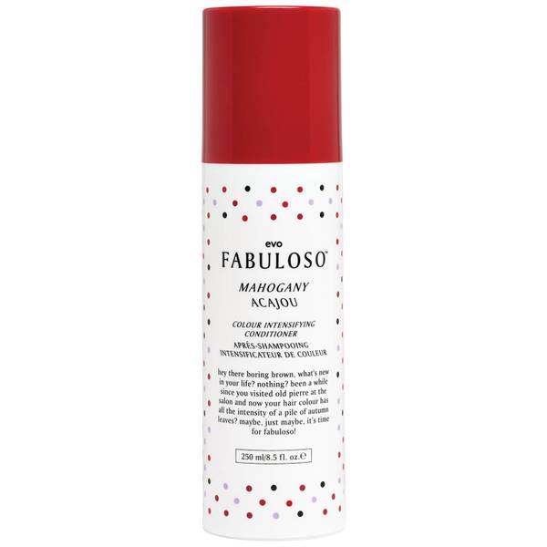 evo Fabuloso Colour Boosting Conditioner/Treatment - Mahogany 250ml