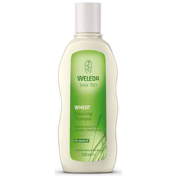 Балансирующий шампунь с пшеницей Weleda Wheat Balancing Shampoo (190мл)
