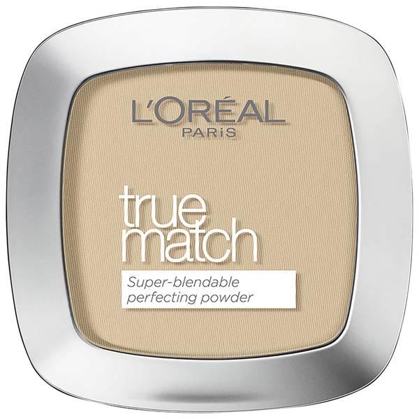 Base em Pó True Match da L'Oréal Paris (Vários tons)