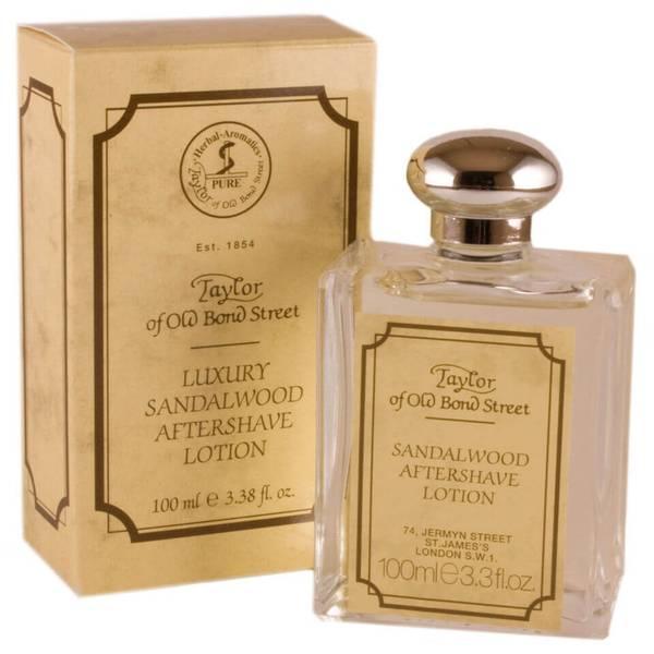 Taylor of Old Bond Street Sandalwood Aftershave Lotion (3.4 oz)
