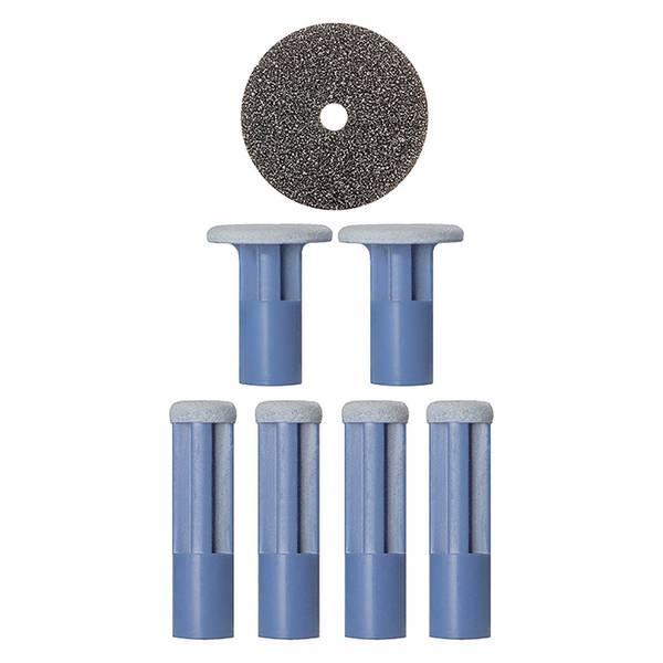Синие сменные диски PMD Mixed Blue Replacement Discs - 6 шт. в упаковке