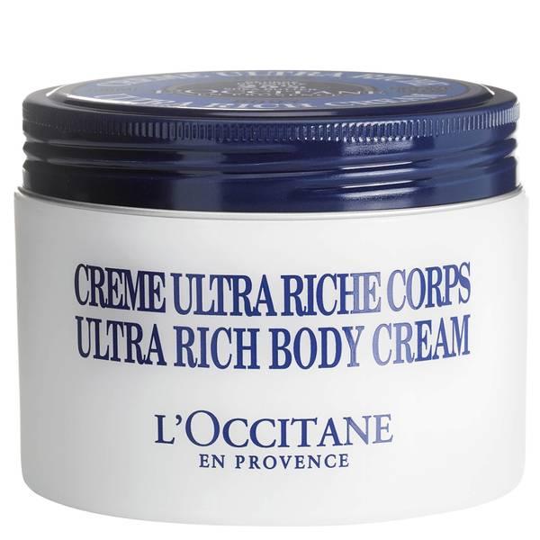 L'Occitane Shea Butter Ultra Rich Body Cream (200ml)