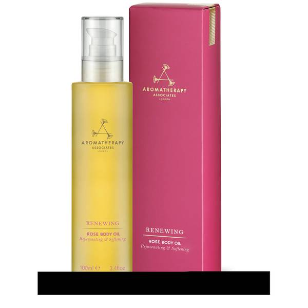 Aromatherapy Associates Renewing Rose Massage and Body Oil