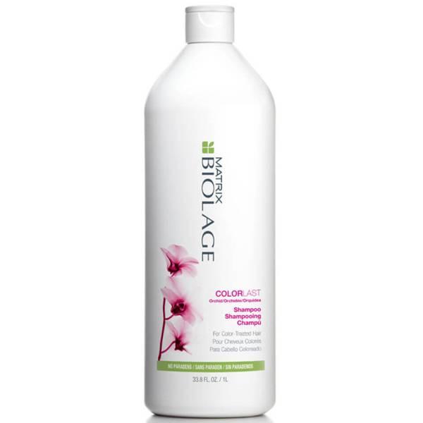 Biolage ColorLast Coloured Hair Shampoo Colour Protect Shampoo for Coloured Hair 1000ml
