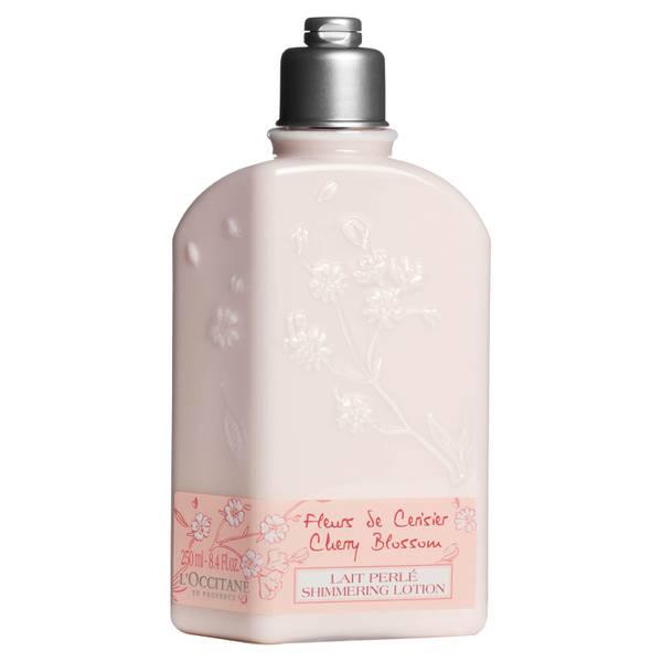 L'Occitane Cherry Blossom Shimmering Body Lotion