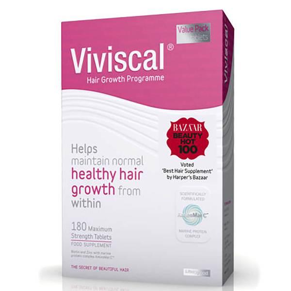 Viviscal Maximum Strength Supplements 비비스칼 맥시멈 보충제 (180정)