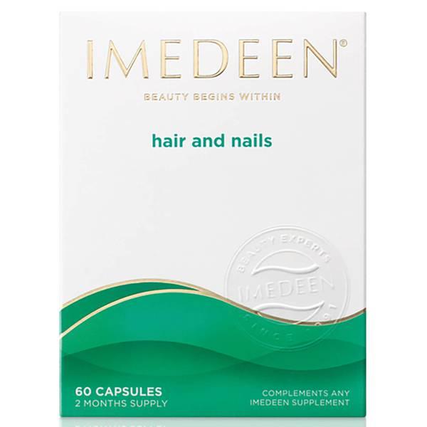 Imedeen Hair and Nail suplement wspomagający wygląd włosów i paznokci (60 tabl.)
