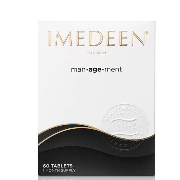 Imedeen Man-Age-Ment suplement diety dla mężczyzn (60 tabl.)
