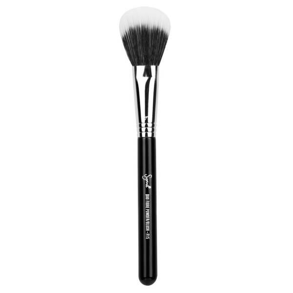 Sigma F15 Duo Fibre Powder/Blush Brush