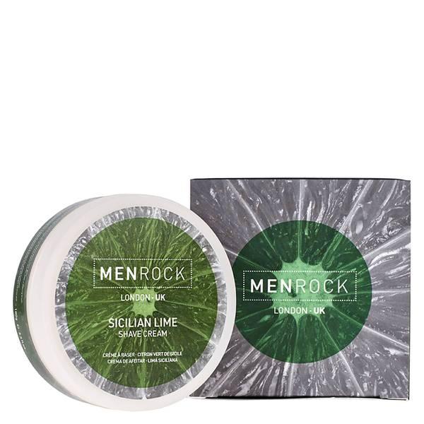 Men Rock Sicilian Lime Shave Cream (100ml)