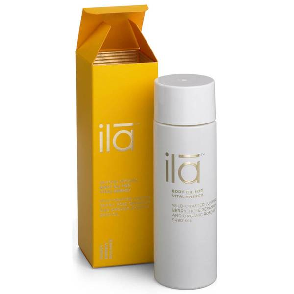ila-spa Body Oil for Vital Energy 100 ml