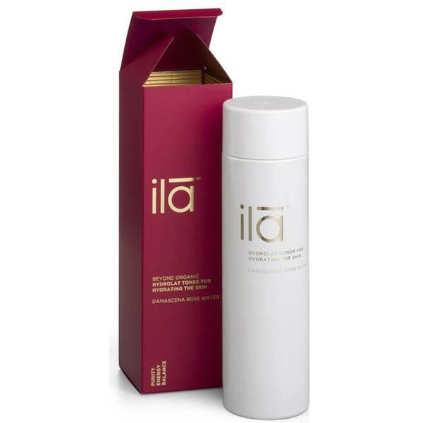 Tónico Ila-SpaHydrolat para hidratación de la piel,200 ml