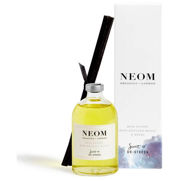 NEOM Organics Reed Diffuser Refill: Real Luxury (100 ml)