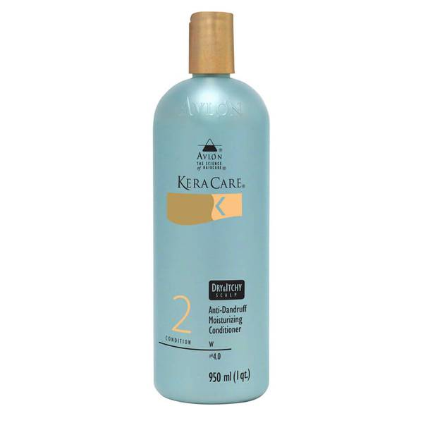 KeraCare Dry and Itchy Scalp Moisturizing Conditioner 950ml