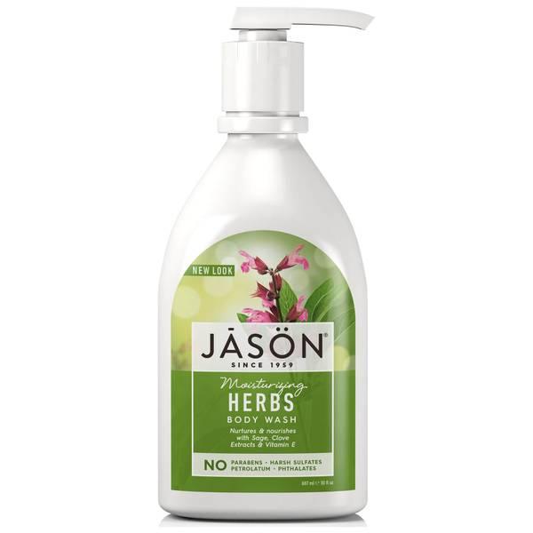 JASON Moisturizing Herbs Body Wash 887ml