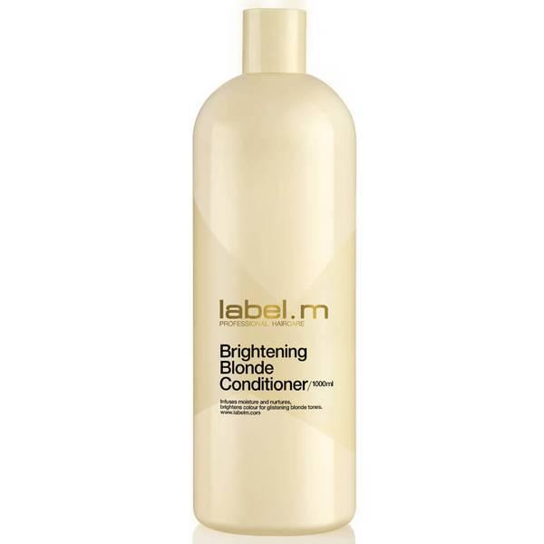 label.m Brightening Blonde Conditioner 1000ml (Worth £52.50)