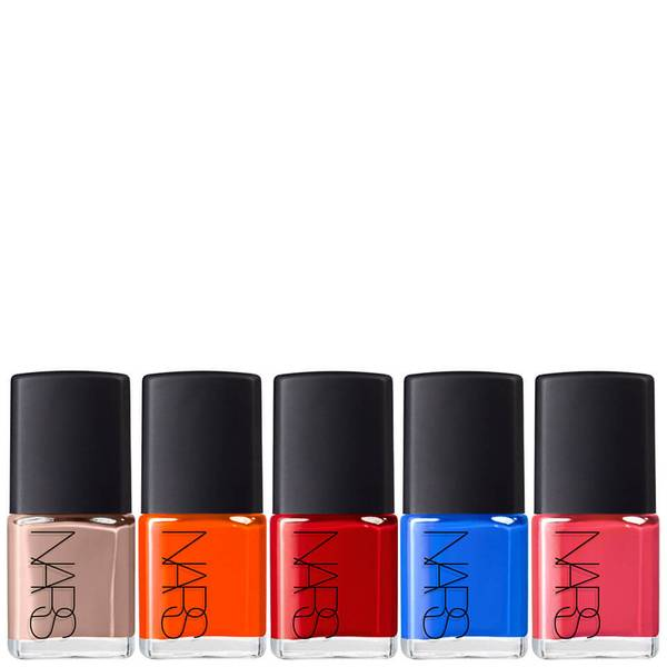 Colección de esmalte de uñas de NARS Cosmetics
