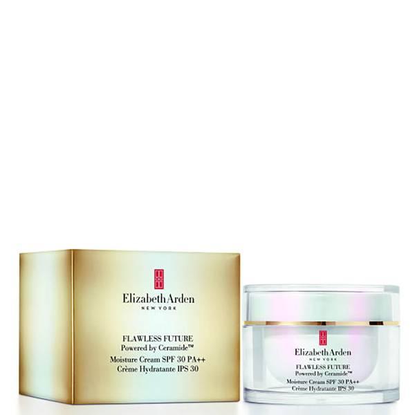 Krem nawilżający Elizabeth Arden Flawless Future Moisture Cream SPF30 PA++ Powered by Ceramide (50 ml)