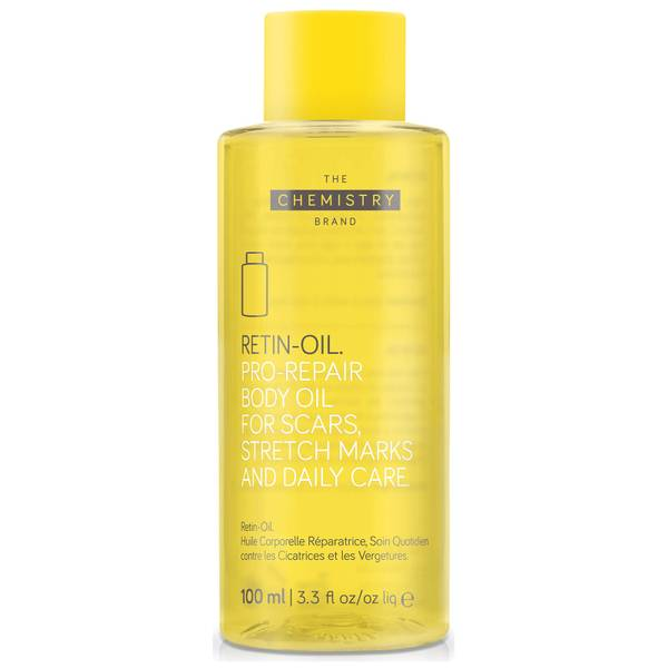 The Chemistry Brand Retin-Oil Body Oil 100ml