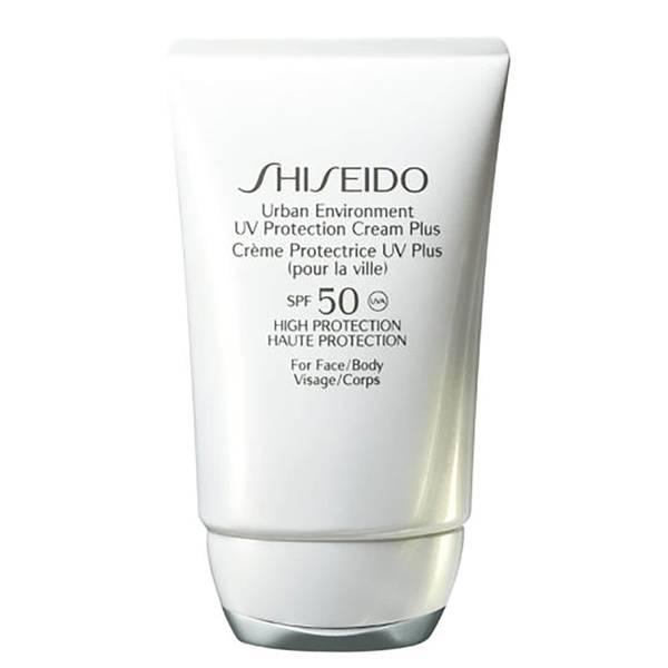 Krem do twarzy z ochroną przed promieniowaniem UV SPF 50+ Shiseido Urban Environment (50 ml)