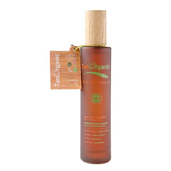 TanOrganic Self-Tanning Oil - Brown (100ml)