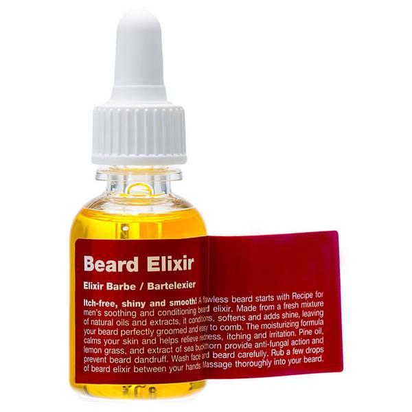 Эликср для мужчин Recipe for men Beard Elixir (25 мл)