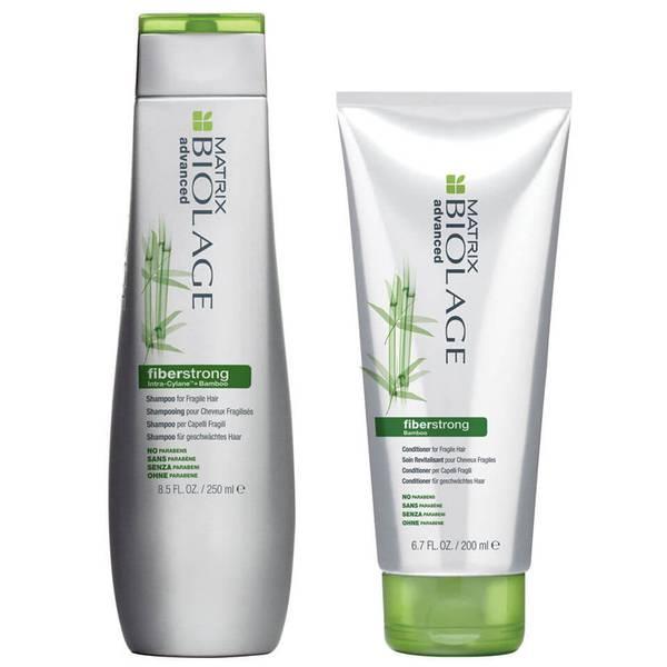 Matrix Biolage FiberStrong Shampoo and Conditioner
