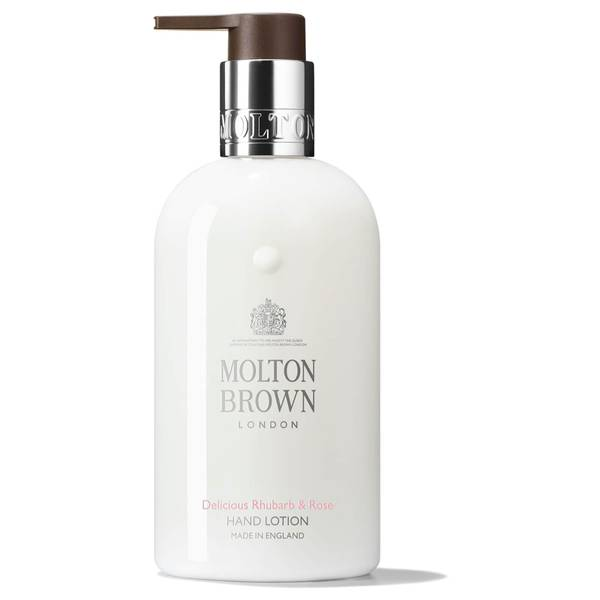 Molton Brown Delicious Rhubarb and Rose Hand Lotion (300 ml)