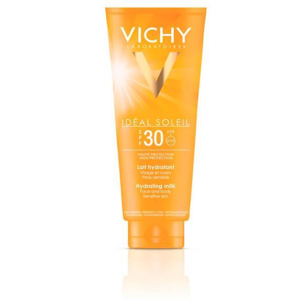 VICHY Idéal Soleil Sun-Milk for Face and Body SPF 30 300ml