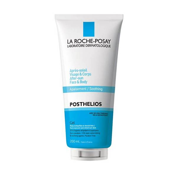 La Roche-Posay Posthelios Soothing After Sun Melt-in Gel 200ml